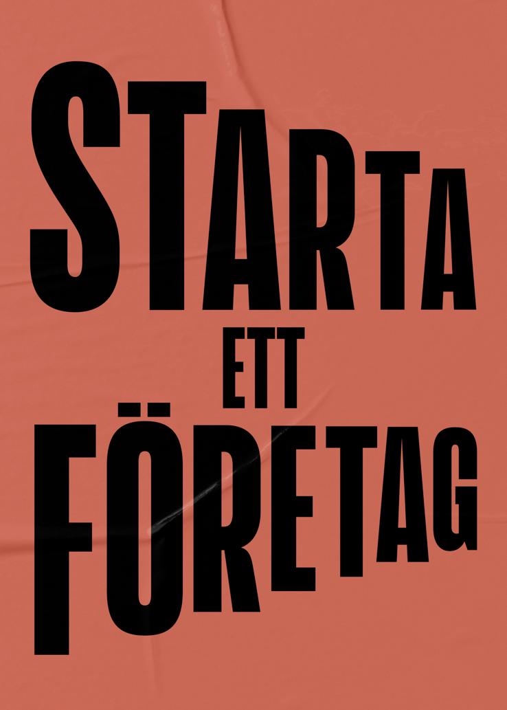 Starta ett företag
